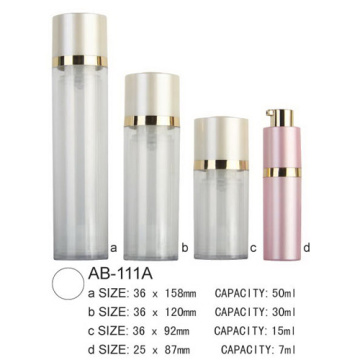 Customized for Lotion Bottle Airless Lotion Bottle AB-111A supply to France Metropolitan Manufacturer