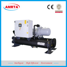 Rotary Screw Water Chillers Industrial Chiller Systems