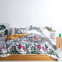 Personlized Products for Duvet Covers,Dyed Jacquard Duvet Covers,Printed Duvet Cover Manufacturer in China Organic Cotton Sateen Printed Duvet Covers supply to United States Exporter
