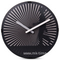 12 inches round motion wall clock