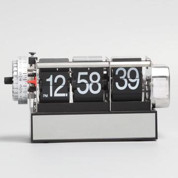 Short Lead Time for Flip Alarm Clock,Flip Alarm Desk Clock,Flip Down Clock Manufacturers and Suppliers in China Simple flip clock with alarm function supply to India Suppliers