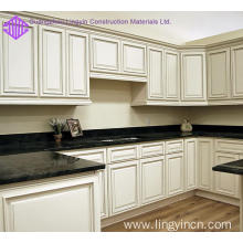 Best Quality for Wooden Kitchen Cabinet Cheap apartment furniture small modular kitchen supply to Poland Suppliers