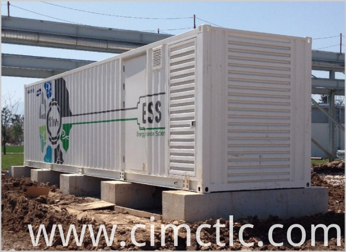 Prefab Battery Container