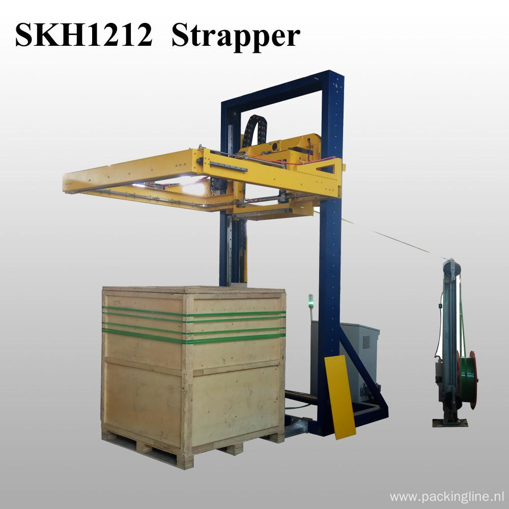 Standard Horizontal Pallet Strapping Machine