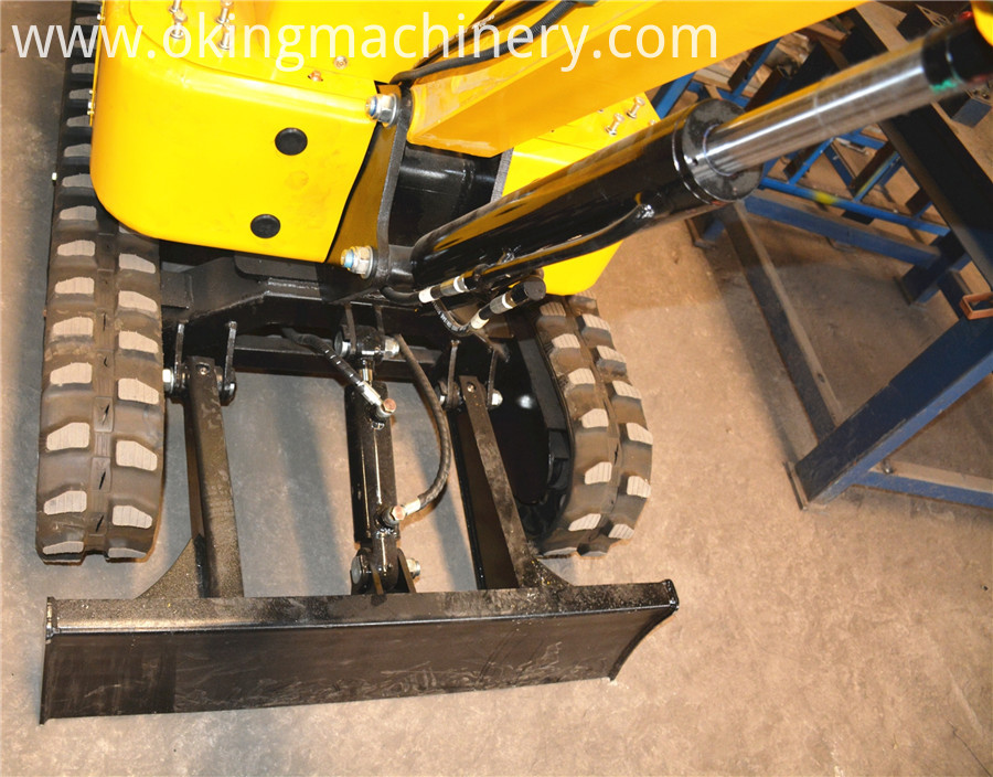 Excavator Machines Hydraulic Mini