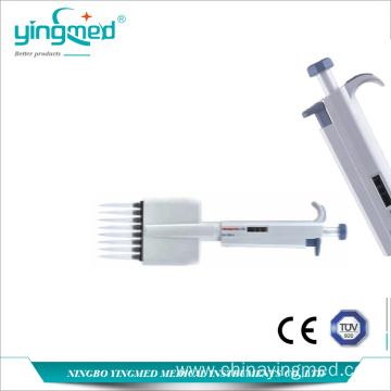 Multichannel Toppette Mechanical Pipette