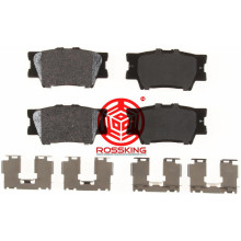 Good User Reputation for for Toyota Car Brake Disc REAR BRAKE PAD FOR TOYOTA AURION supply to Argentina Exporter