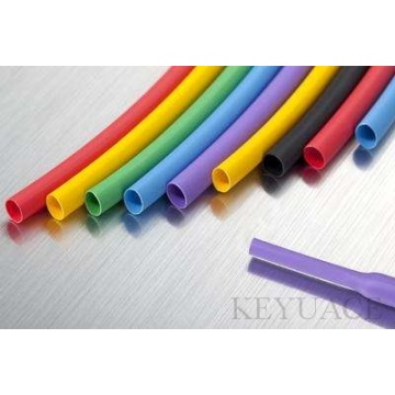 Heat Shrink Thin Walled Tube Cable Insulation