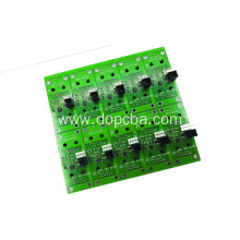 Green Double Sided ENIG PCB Assembly Circuit Board