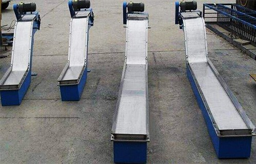 Magnetic Chip Conveyor
