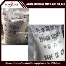 Best Price for Food Grade Sodium Acetate Textile Dyeing Sodium Acetate supply to Indonesia Factories