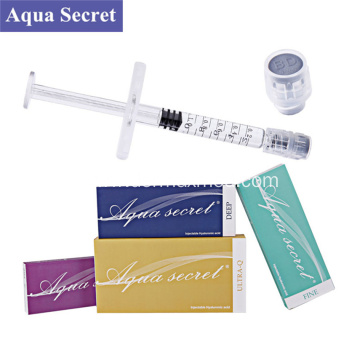 Factory directly supply for Hyaluronic Gel Injections CE Certificate Hyaluronic Acid Dermal Filler supply to France Factory