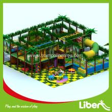 Indoor amusement playground equipment with Ball Pit Climbing structure