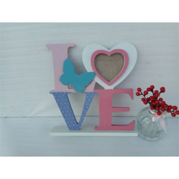 Love Letter Wooden Frame
