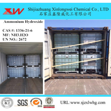 Chemical Industry Aqueous Ammonia Solution