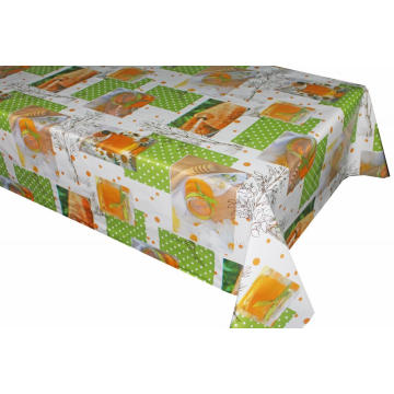 Pvc Printed fitted table covers Amazon Ft