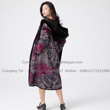 Factory directly provide for Kopenhagen Mink Coat Kopenhagen Mink Fur Reversible Overcoat supply to United States Manufacturer