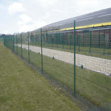 Hot sale pvc coated 3D bending fence price
