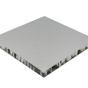 aluminum honeycomb core panels chart