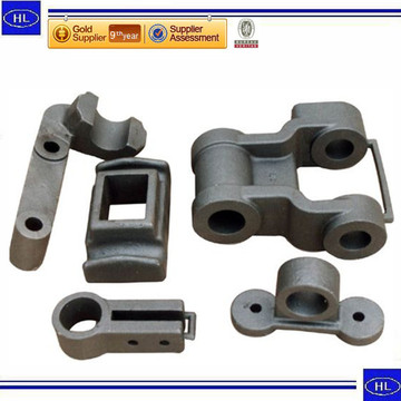 Grey Iron Sand Casting Components CNC Machining