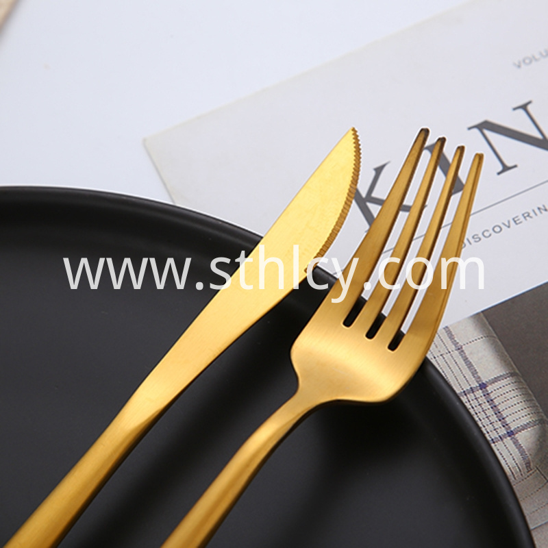Stainless Steel Fork