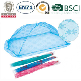 baby umbrella mosquito net/fold baby sleeping bed