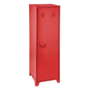 steel gym staff  kids locker with feet