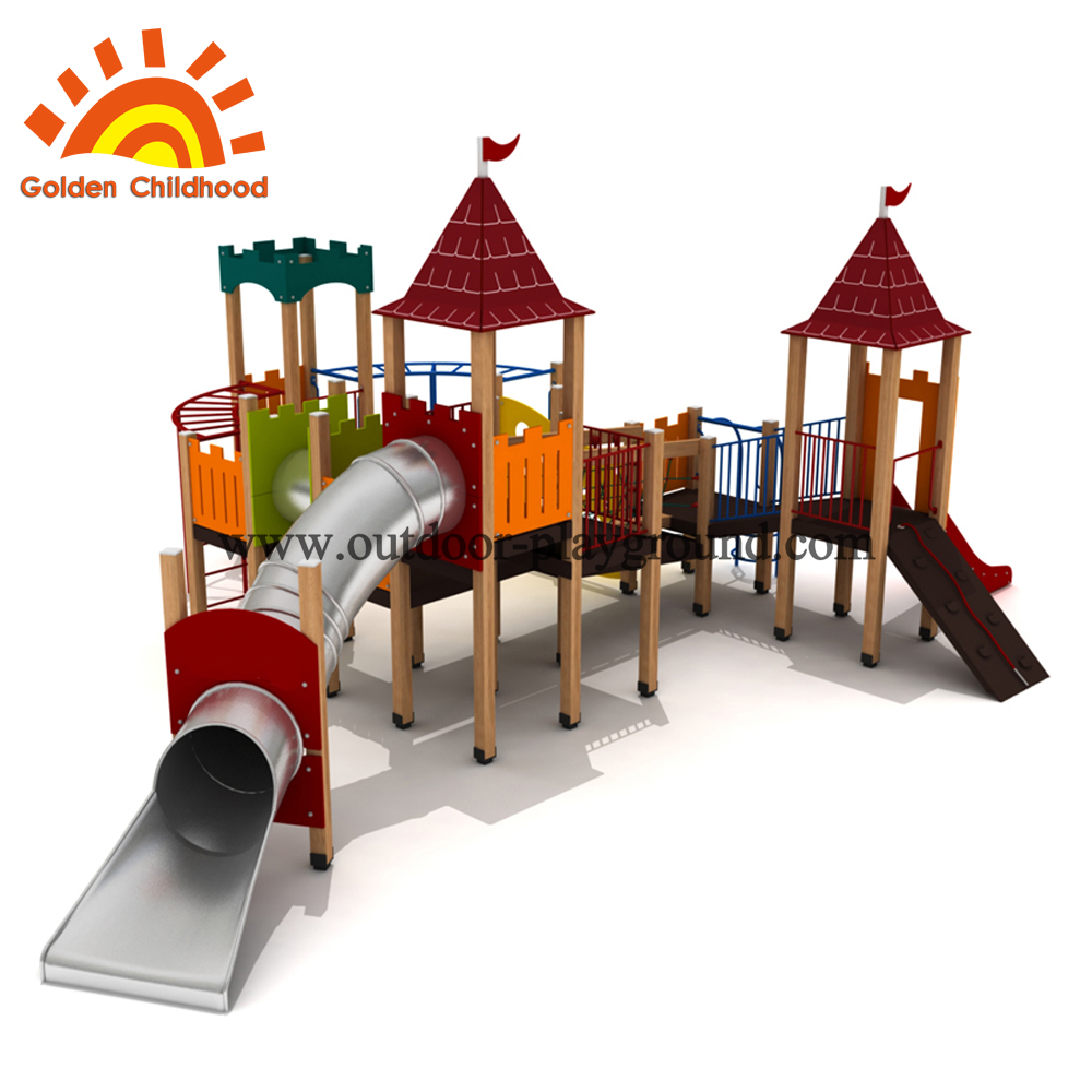 Slide for playground slide
