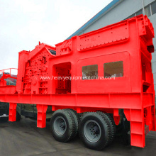 Professional for Mobile Impact Crusher,Impact Crusher,Impact Crusher For Sale Manufacturers and Suppliers in China Mobile Impact Crushing Station For Aggregate Production Line export to Honduras Supplier