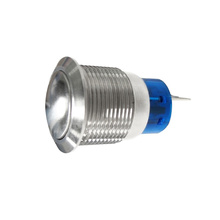 10 Years for Pushbutton Switches UL Waterproof Self Lock Anti Vandal Switches export to Italy Manufacturers