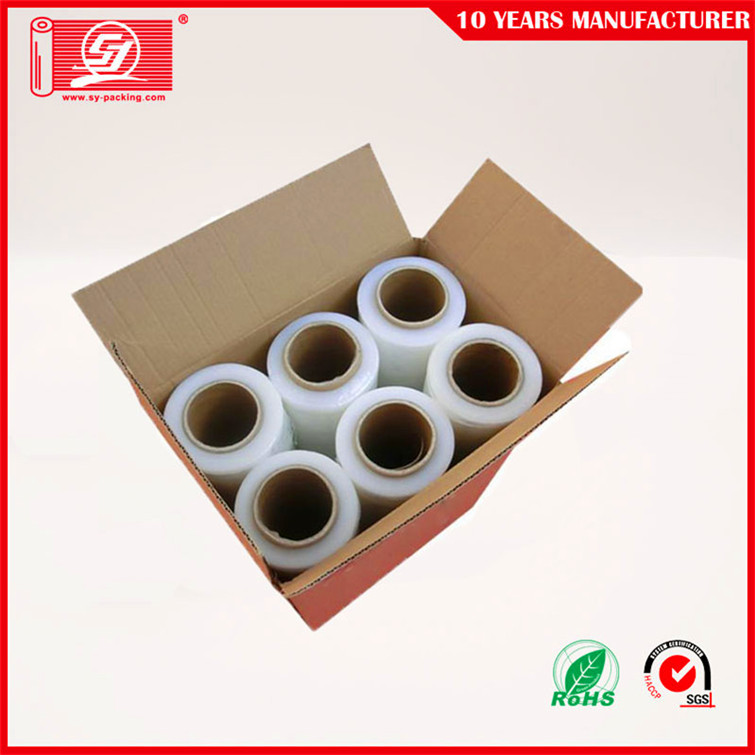 Machine Stretch Film Use for Pallet Wrapping