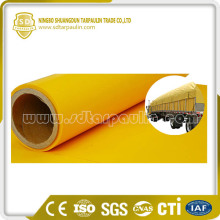 PVC Coating Equipment Cover Polyester Tarp