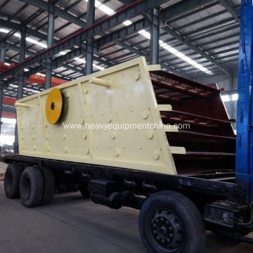 Chrome Stone Powder Separating Machine Vibrating Screen