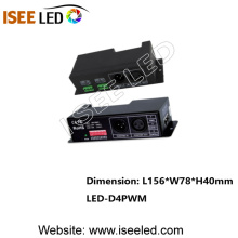 4CH PWM DMX LED Decoder For RGB Strip