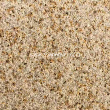 Yellow Rust Stone Natural Color Granite Stone