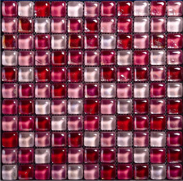 Fashion Candy Color Mosaic