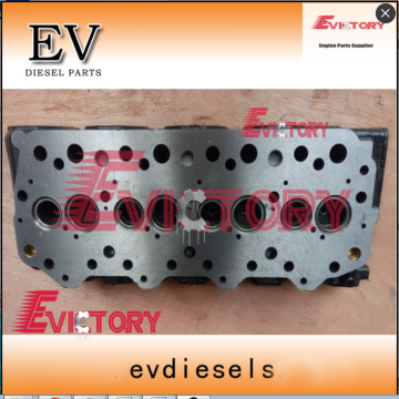 4D35 cylinder head block crankshaft connecting rod