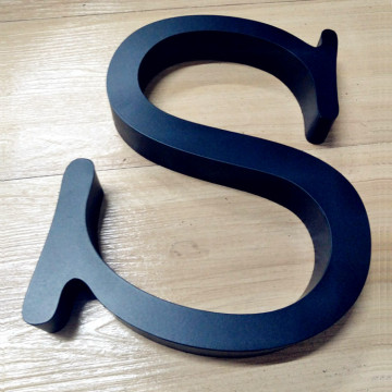 OEM/ODM China for Painting Metal Letter Cheap Custom Metal Steel Advertising Signs supply to Solomon Islands Supplier