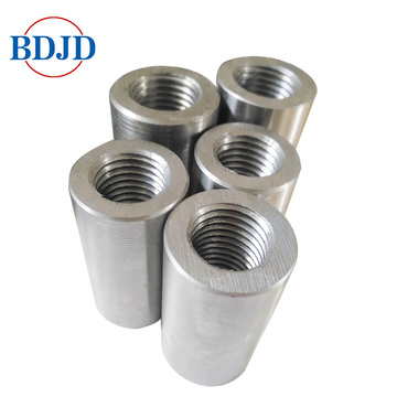 steel sleeve rebar mechanical splicing couplers