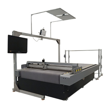 KT Board Cutting Machine with CCD Camera