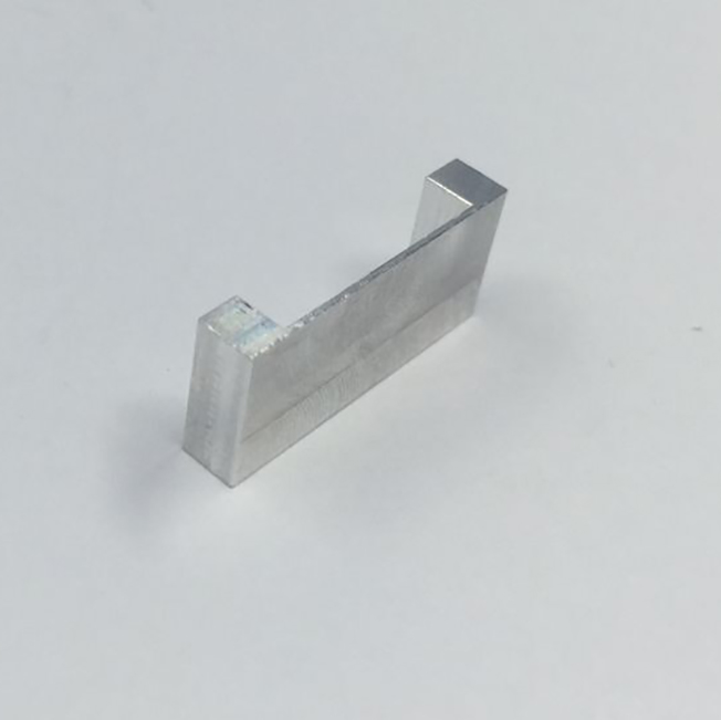Machining Aluminum IR Mounting Bracket
