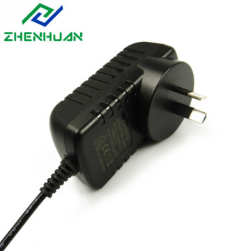 18W DC 9 Volt 2000mA Switch Wall Adapter