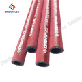 High pressure temperature flexible rubber steam hose