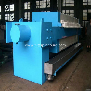 Membrane Filter Press for Water Treatment Sewage