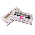 Custom False Eyelashes Packaging with Clear Window