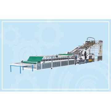 Full Automatic flute laminating machine 3