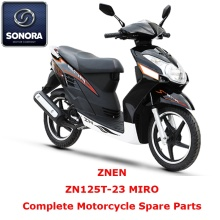 Znen ZN125T-23 MIRO Complete Scooter Spare Part