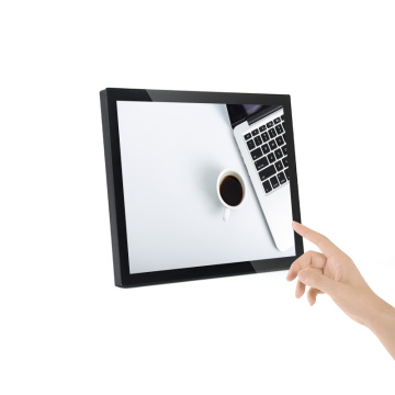 4:3 Square screen industrial touch PC