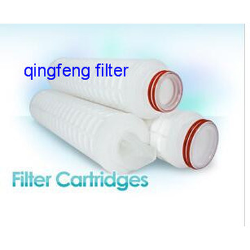 0.1um Pes Pleated Filter Cartridge for Beer Filtration
