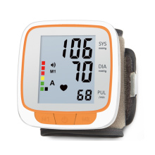 ORT 737 wrist type  blood pressure monitor with FDA